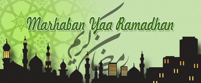 Selamat menjalankan ibadah puasa ramadhan 1435 H