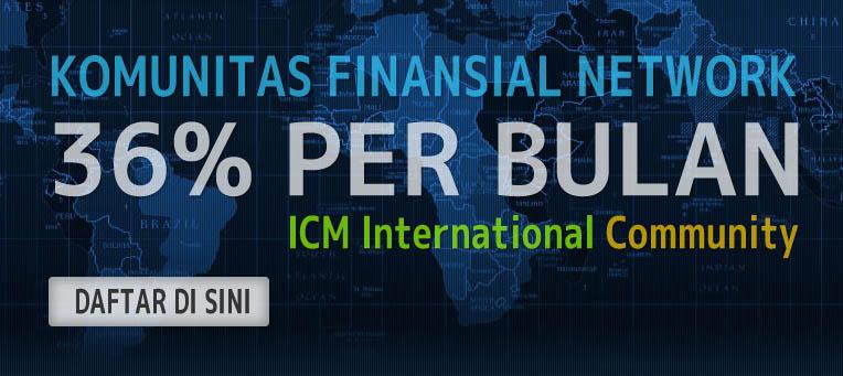 Jasa Pembuatan Web Support ICM (International Contribution Membership)