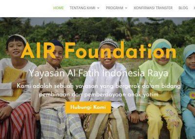 Yayasanalfatihindonesiaraya.org