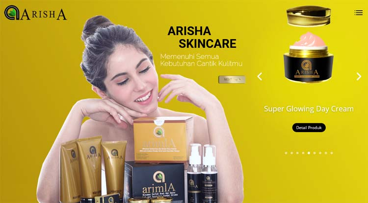 arisha.co.id