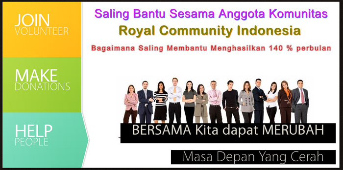 Jasa Pembuatan Web Support RCI (Royal Community Indonesia)