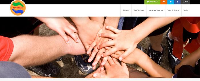 Jasa Pembuatan Web Support Ayudar4u