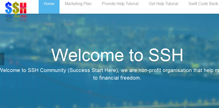 Jasa Pembuatan Web Support SSH Office | SSH Community