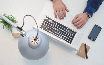 Jasa Pembuatan Web Support Replika Manjaqueen Murah Desain Profesional dan Elegan