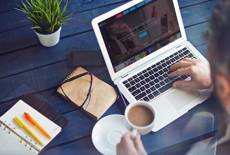 Jasa Pembuatan Web Support Fingo Desain Profesional dan Elegan