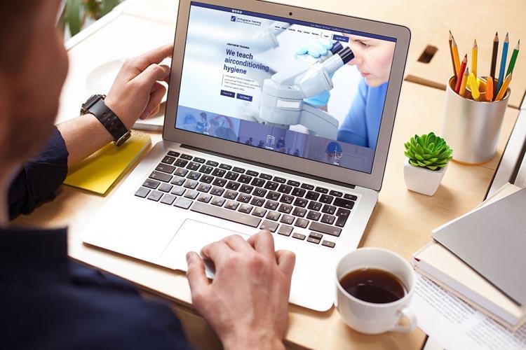 Jasa Pembuatan Web Support Limugreen Desain Profesional dan Elegan