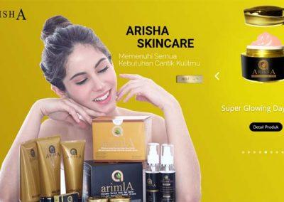arisha.co.id