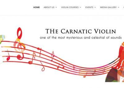 thecarnaticviolin.com