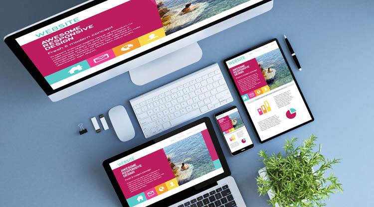 Jasa Pembuatan Web Support AFC / SOP100+ Desain Profesional dan Elegan